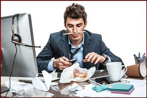 Отсутствие дисциплины на рабочем месте