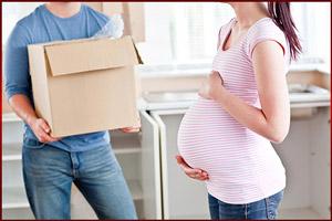Оказание помощи беременной женщине