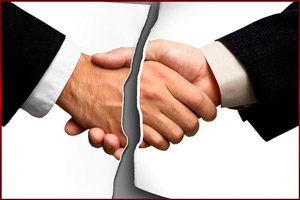 Разрывать договор