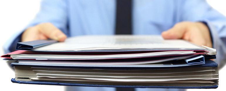 Документы, требуемые для составления трудового договора
