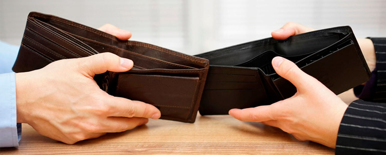 Сумма компенсации, положенной при задержке зарплаты