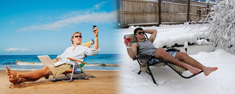 Можно ли делить отпуск на части