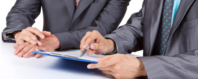 Стандартный трудовой договор между сотрудником и компанией