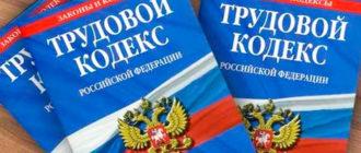 Понятие дискриминации по Трудовому кодексу РФ