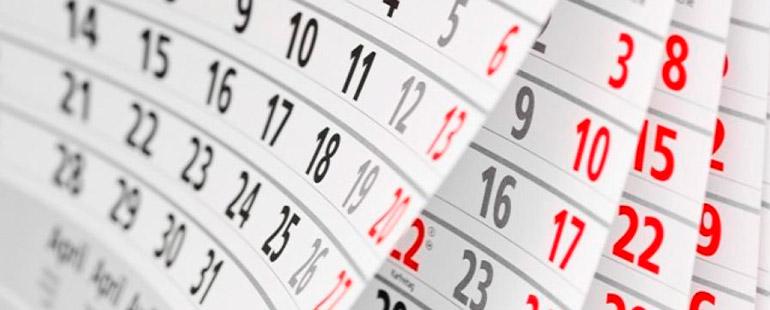 Учет выходных дней в отпускном периоде
