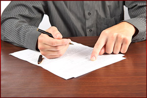 Составление заявления на отгул за свой счет