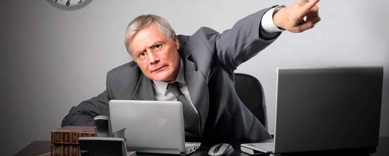 Ликвидация предприятия правила увольнения сотрудников