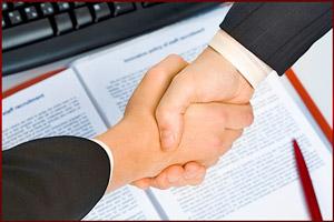 Подписан трудовой договор