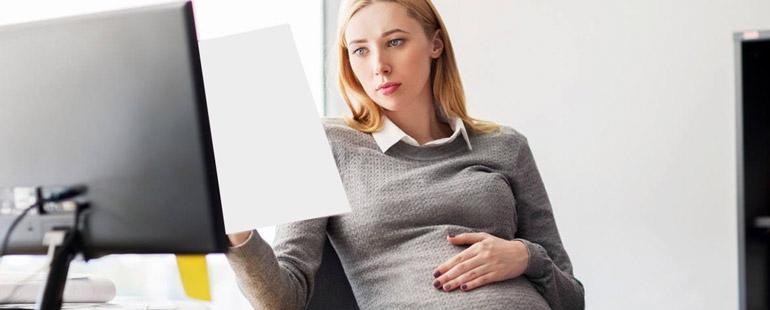 Увольнение беременной женщины за прогулы