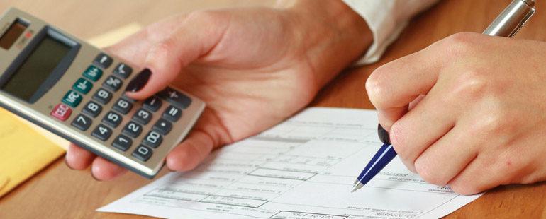 Подоходный налог: правила исчисления НДФЛ