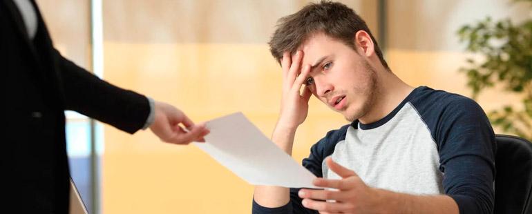 Что делать, если вынуждают уволиться