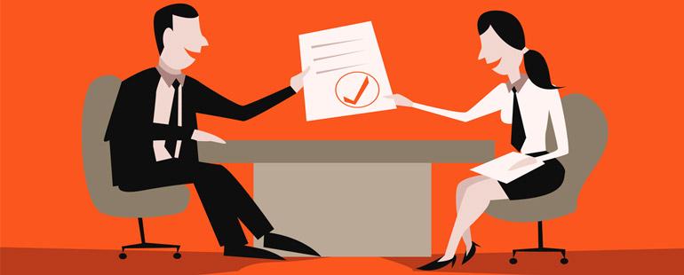 Приказ о приеме на работу: форма Т1