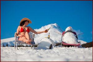Зимний отпуск