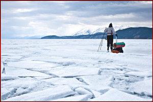 Прогулка на льду
