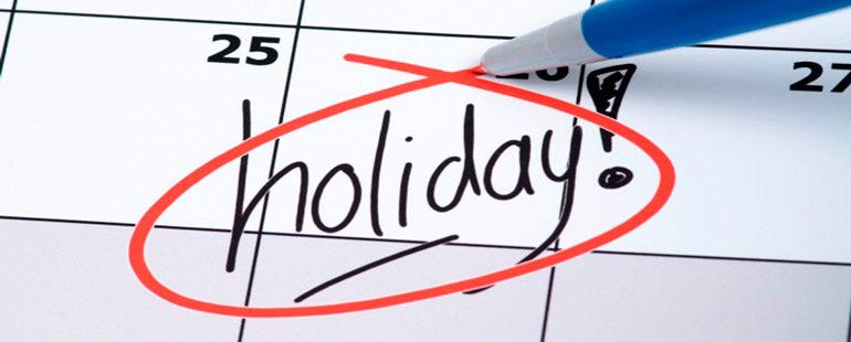 Законодательное установление отпускного графика