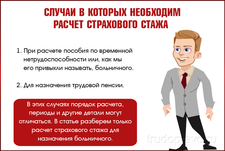 Страховой стаж