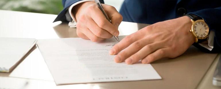 Особенности заключения трудового договора с продавцом