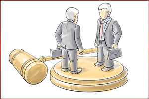 Судебное разрешение споров на работе