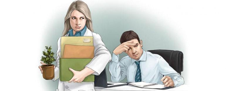 Нарушение работодателем закона при увольнении куда обратиться