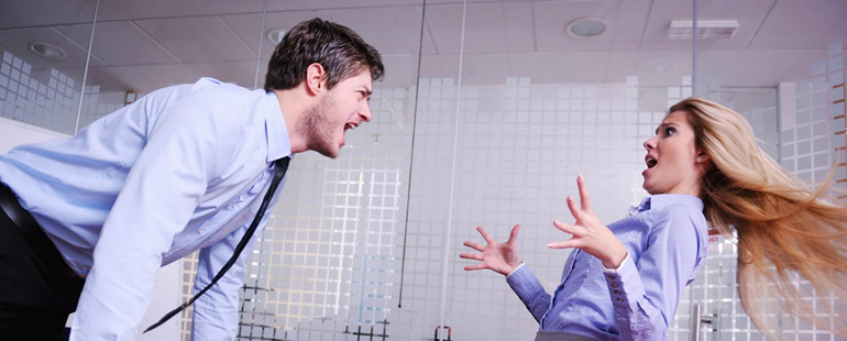 Ответственность за оскорбления на рабочем месте