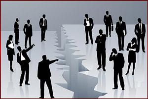Спор в трудовом коллективе