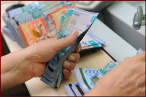 Пересчет рублей