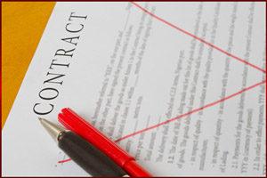 Разрыв договора