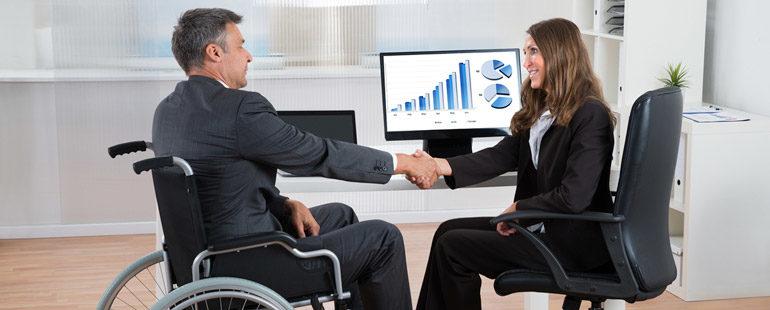 Прием на работу инвалидов: особенности и льготы