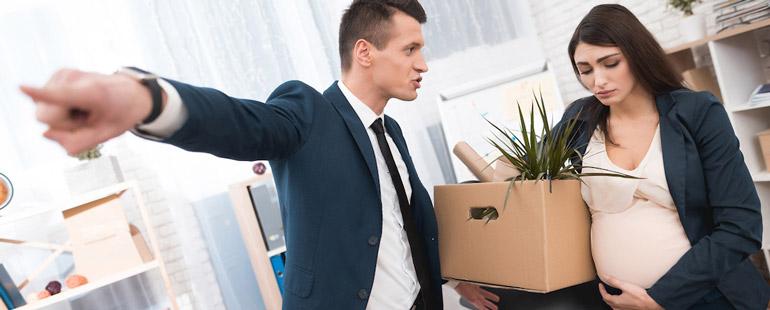 Порядок увольнения декретницы в связи с ликвидацией предприятия
