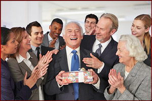 Увольнение работника на пенсии