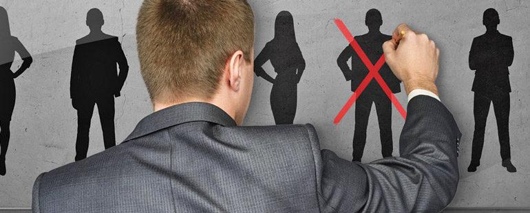 Несоблюдение условий контракта: правила увольнения