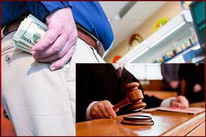 Судебное преследование